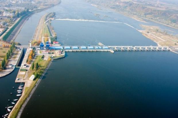 Pięć wstępnych lokalizacji elektrowni na Wiśle