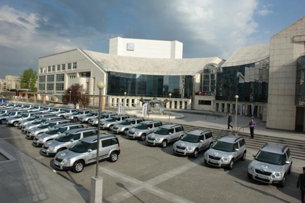 Škoda: obiecujący początek roku