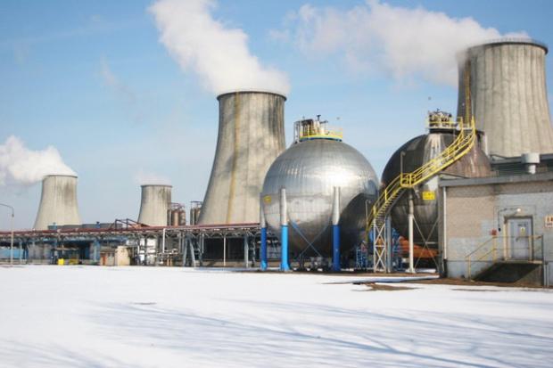 W poniedziałek normalne dostawy gazu dla chemii?