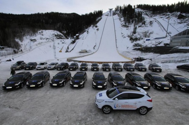 Hyundai sponsorem Mistrzostw Świata w Lotach Narciarskich