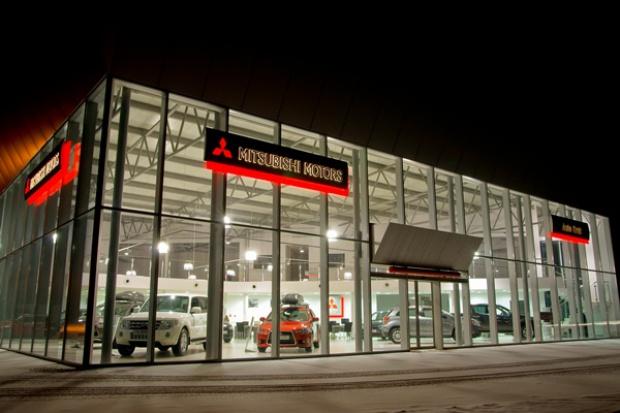 Powiększa się sieć Mitsubishi w Polsce