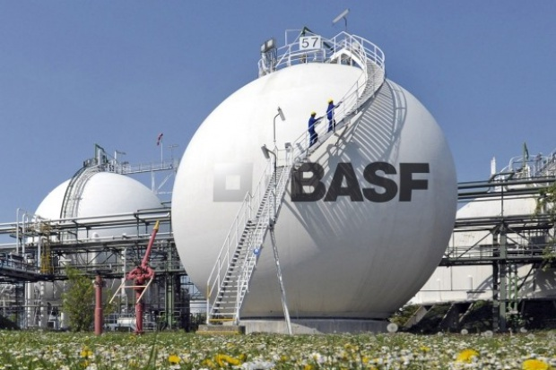 Gigantyczne zyski koncernu BASF