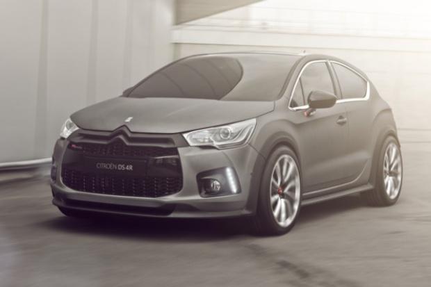 Citroën prezentuje rajdówkę najbliższej przyszłości
