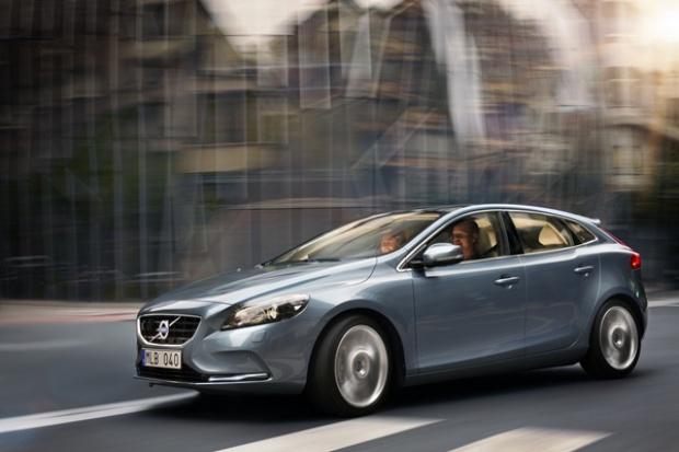 Volvo odsłania zupełnie nowy model V40