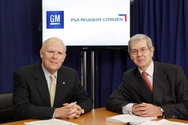 GM / PSA: sojusz dla oszczędności?