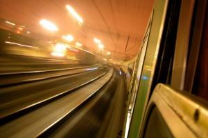 Utrwala się wzrost przewozów pasażerskich koleją