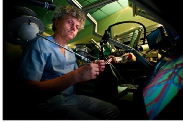 Roboty medyczne: możemy je produkować, ale brakuje inwestorów