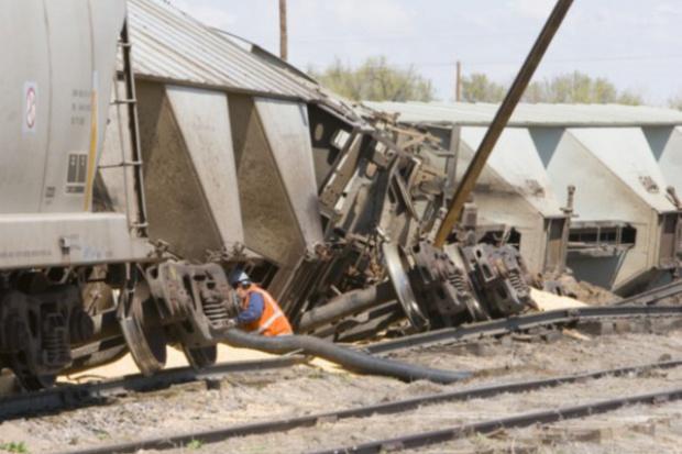 Dlaczego dochodzi do wypadków kolejowych?