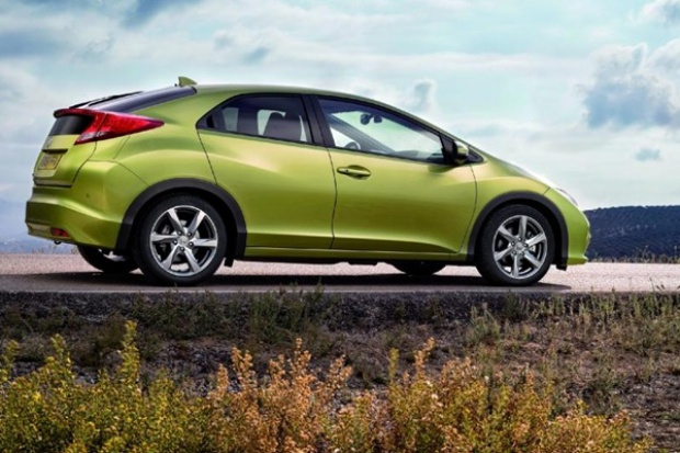 Honda poprawiła Civica
