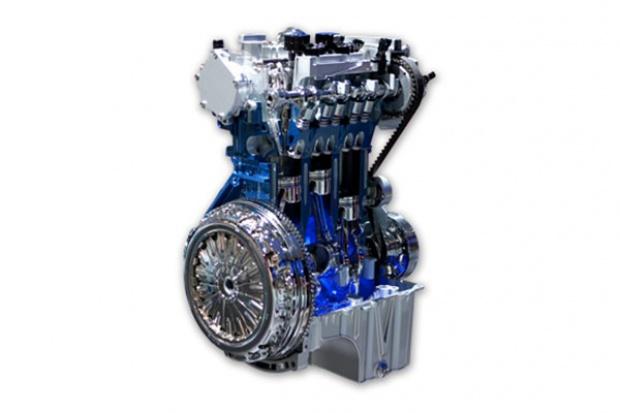 Najmniejszy silnik pod maską Forda