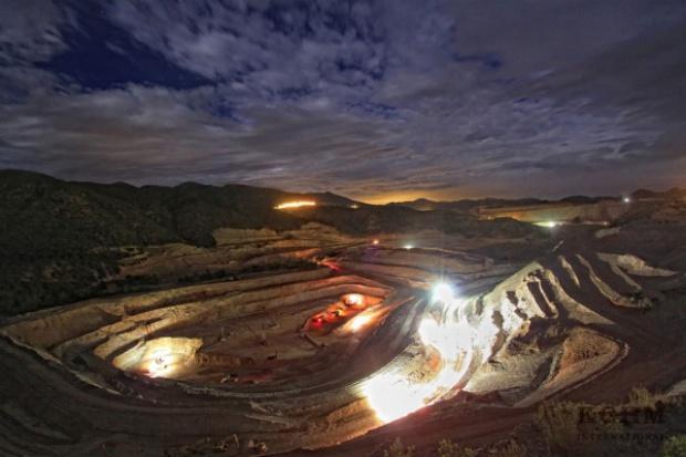 KGHM szacuje nakłady na chilijski projekt na ok. 3 mld dol.