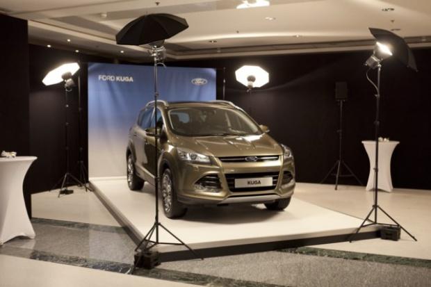 Europejski debiut nowego Forda Kuga