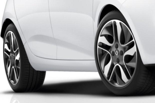Michelin dostarcza opony do elektrycznego Renault