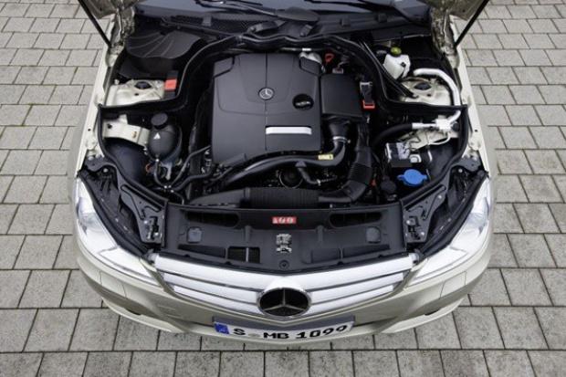 Mercedes: wzrost efektywności Klasy C i E