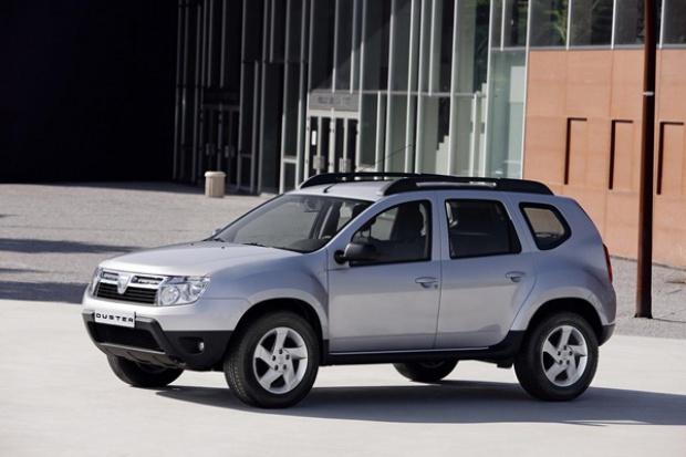 Dacia uzupełnia gamę pojazdów na LPG