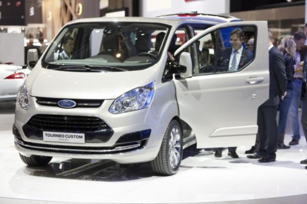 Nowa generacja pojazdów użytkowych Forda