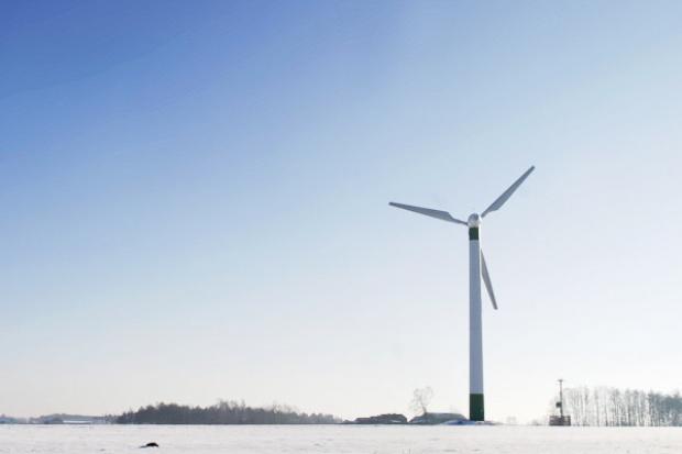 Powolny rozwój małych elektrowni wiatrowych