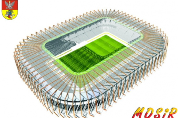 Konsorcjum Unibepu dokończy budowę stadionu w Białymstoku