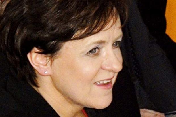 Joanna Kluzik-Rostkowska , posłanka PO, była wiceminister pracy i polityki społecznej