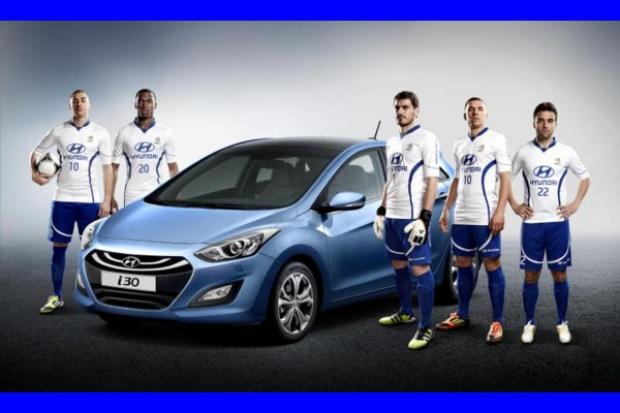 Hyundai ma swój własny team na UEFA EURO 2012