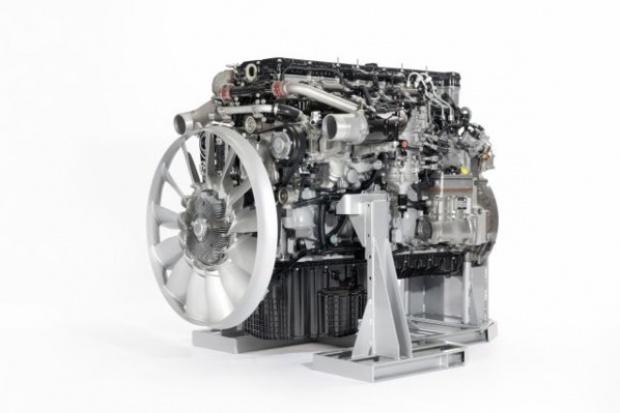 Mercedes: nowe silniki do aut użytkowych