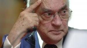Prof. Andrzej Barczak: głupia polityka dekarbonizacji!