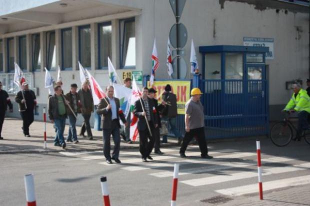 Protest w ZA Puławach - co dalej?