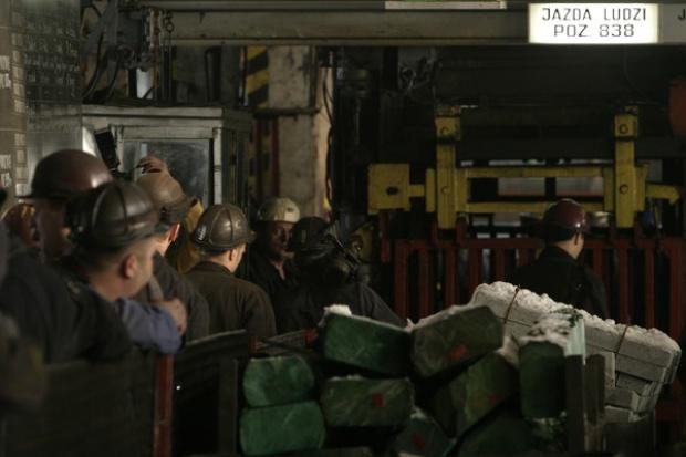 Górniczy zespół: dyskusja o najważniejszych problemach