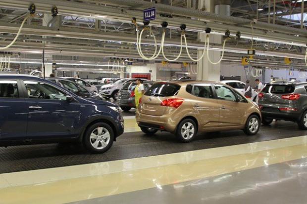 Rekordowy rok dla europejskiej fabryki Kia