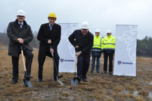 Nowa inwestycja Scania w Kielcach