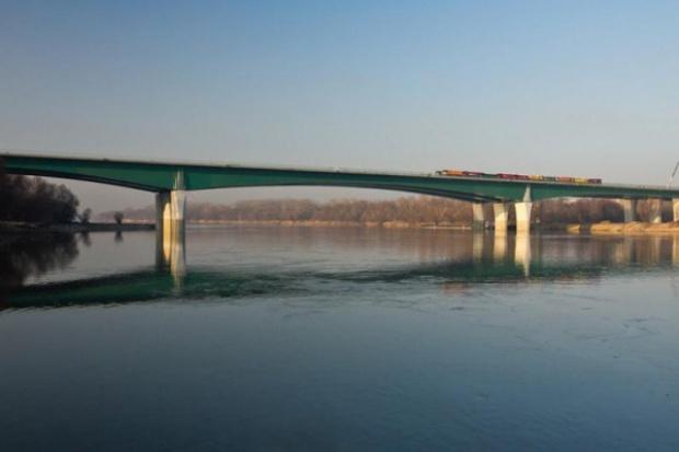 Oficjalne otwarcie stołecznego mostu Skłodowskiej-Curie