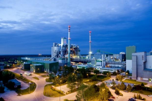 Cementownia Górażdże największa w Europie
