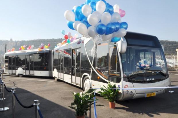 Izraelski kontrakt MAN Truck & Bus