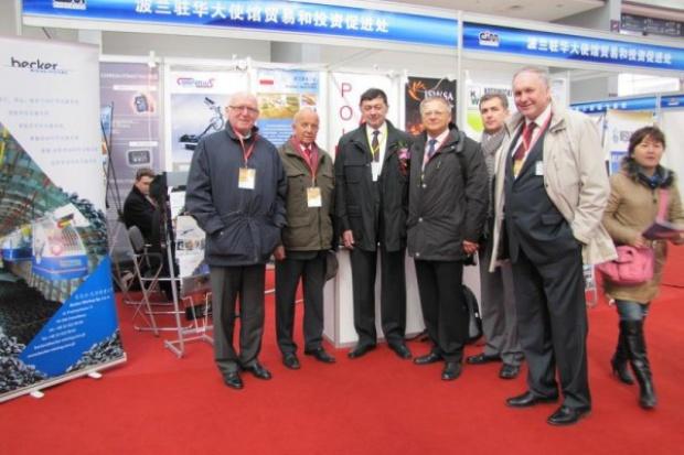 Polskie górnictwo pokazało się w Chinach i Mongolii