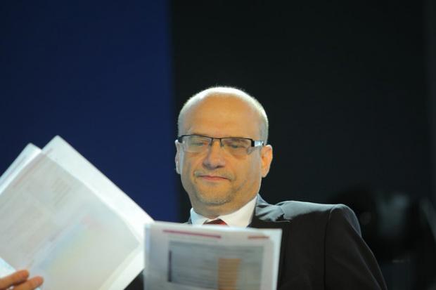Jarosław Bauc zakończył współpracę z Polkomtelem