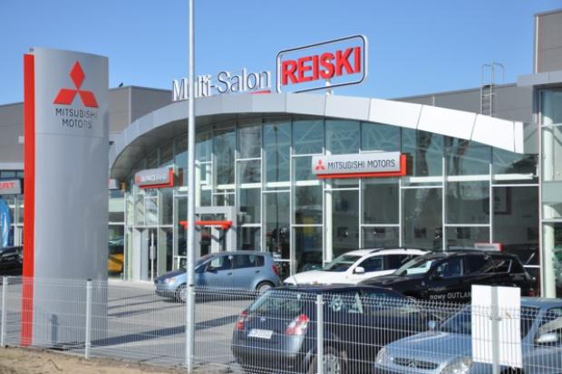 Nowa placówka Mitsubishi w Bydgoszczy