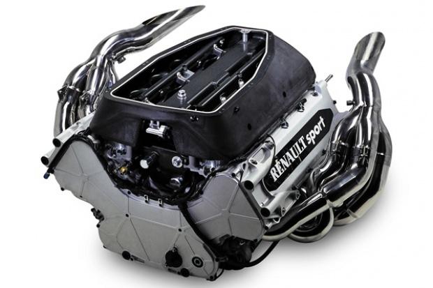 1/3 Formuły 1 ma silniki Renault