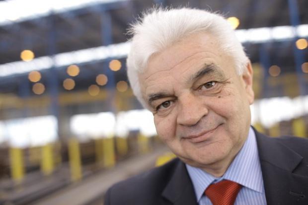 J. Bernhard, prezes Stalprofilu: zużycie stali w Polsce powinno rosnąć