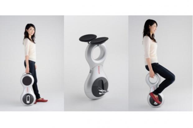 """Honda prezentuje """"urządzenie osobistej mobilności"""""""