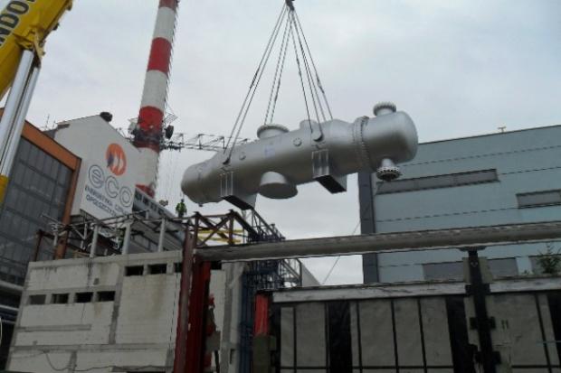 Energoinstal liczy na bloki gazowe i dostawy dla spalarni