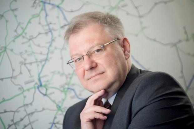 Wiceminister transportu o europejskiej sieci TEN-T