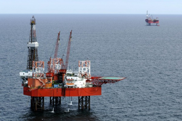 Europie grozi kryzys morskich poszukiwań ropy i gazu