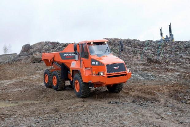 Scania i Doosan Infracore zacieśniają współpracę