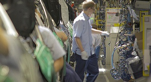 Gliwicka fabryka Opla liczy na zahamowanie spadku produkcji