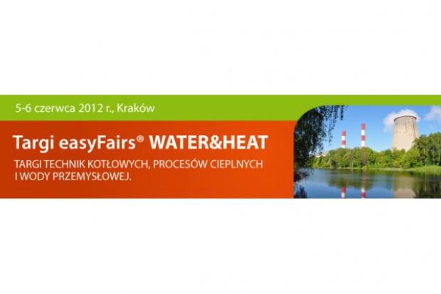 Targi technik kotłowych, procesów cieplnych i wody przemysłowej - easyFairs WATER&HEAT - jedyne w Polsce targi dla branży ciepłowniczej.