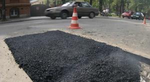 Spadek popytu na asfalty uderzy w rafinerie