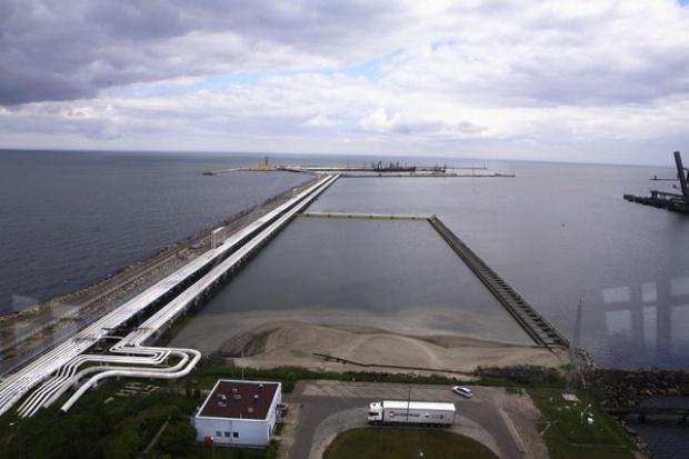 Naftoport nie jest uzależniony od tranzytu rosyjskiej ropy