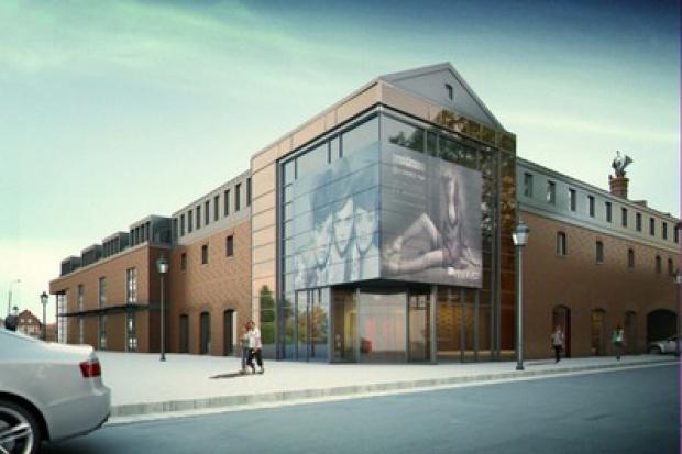 W Browarze Kościerskim zbudują centrum handlowe z hotelem i biurami