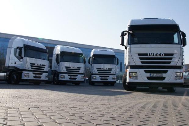 15 Iveco dla Śląskiego Centrum Logistyki