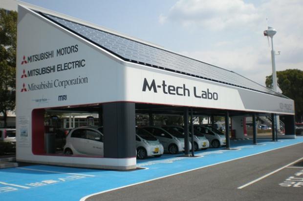 Mitsubishi uruchamia sieć M-Tech Labo